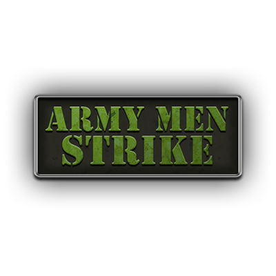 logo Army Men Strike