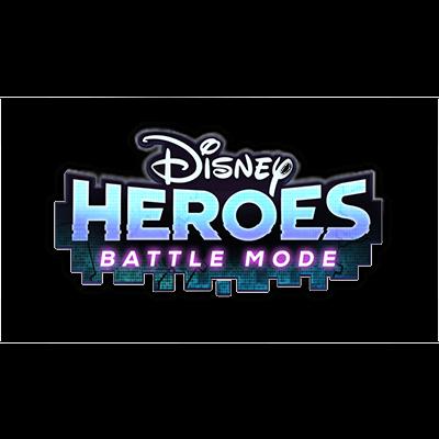 logo Disney Heroes: Battle Mode