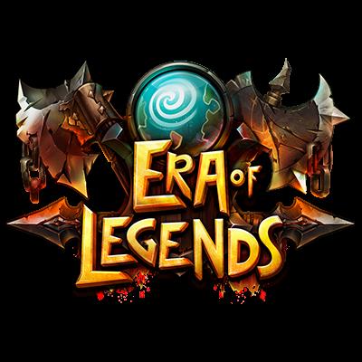 logo Era of Legends Dragon Discord