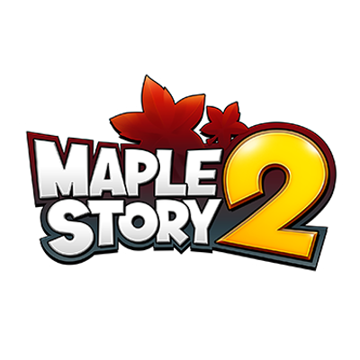 logo Maple Story 2