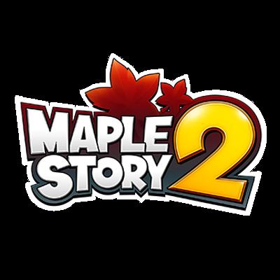logo Maple Story 2