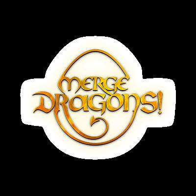 logo Merge Dragons!