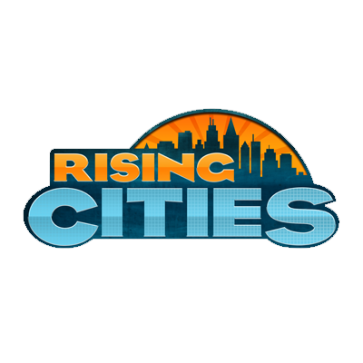 logo Rising Cities
