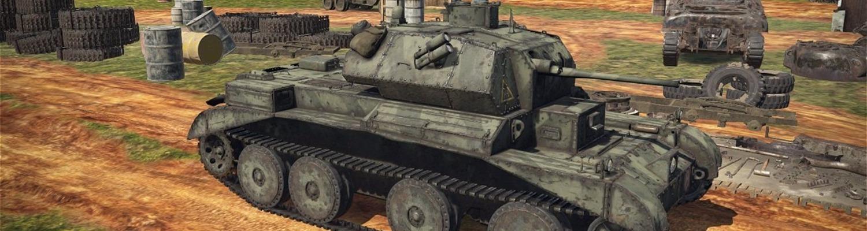 A13 Mk II 1939 Tank bg