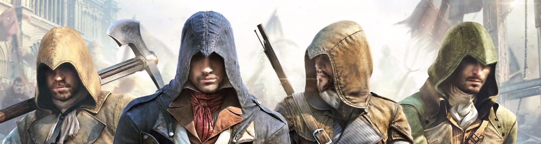 Assassin's Creed Unity XBOX GLOBAL bg