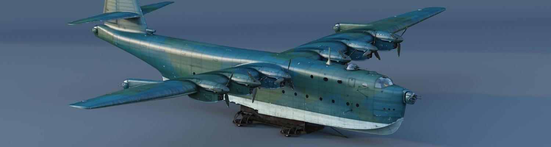 BV 238 Plane bg