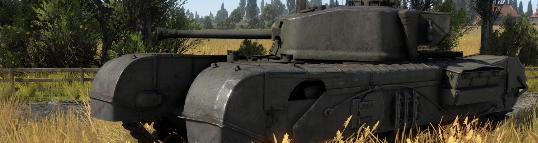 Churchill Tank bg