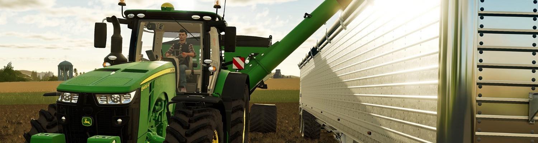Farming Simulator 19 bg