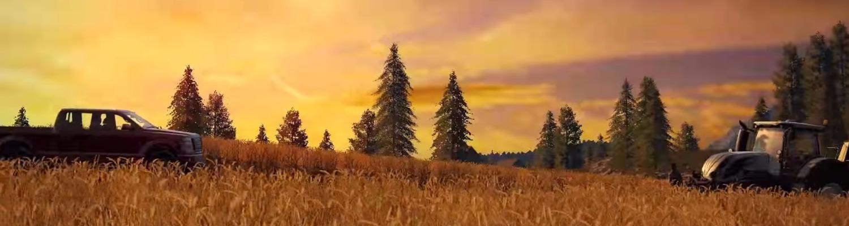 Farming Simulator 17 bg
