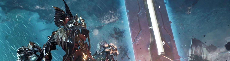 Godfall Epic Games Store bg