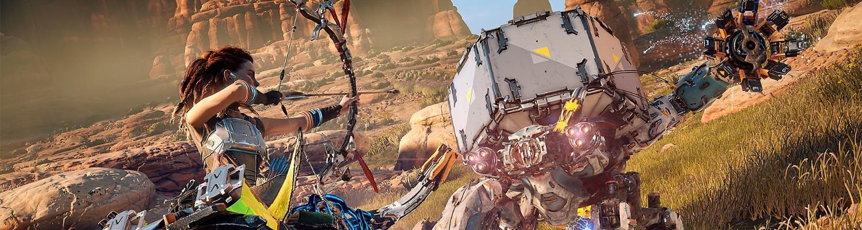 Horizon: Zero Dawn Complete Edition PC Steam bg