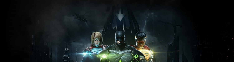 Injustice 2 Steam CD Key bg