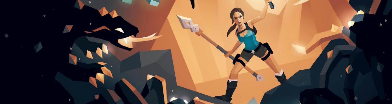 Lara Croft GO PS4 NORTH AMERICA bg