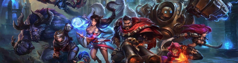 League of Legends Prepaid RP Card EU bg