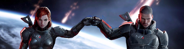 Mass Effect Trilogy bg