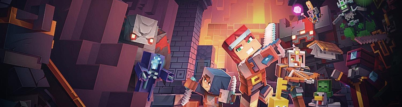 Minecraft: Dungeons PC bg