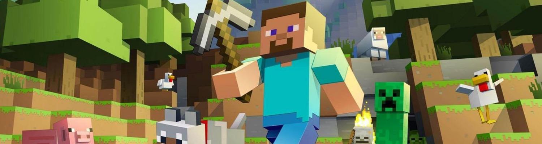 Minecraft bg