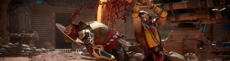 Mortal Kombat 11: Aftermath Kollection bg
