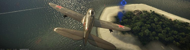 P-47D-27 Thunderbolt bg