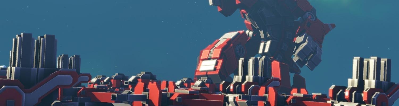Planetary Annihilation: TITANS bg