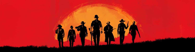 Red Dead Redemption 2 Rockstar bg