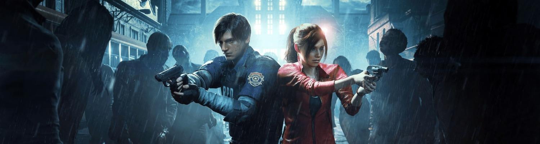 Resident Evil 2 Remake PC GLOBAL bg