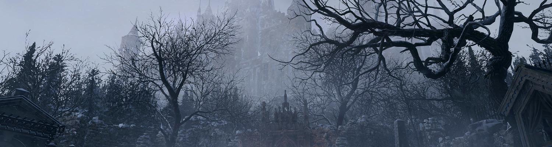 Resident Evil Village bg