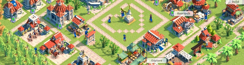Rise of Kingdoms 1050 Gems US bg