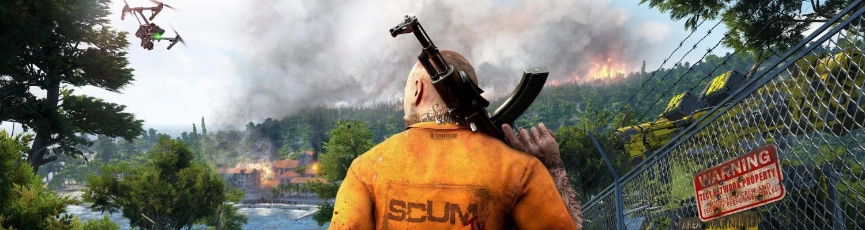 SCUM Steam CD Key bg