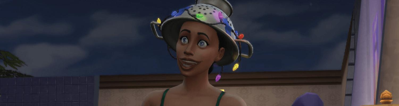 The Sims 4: StrangerVille bg