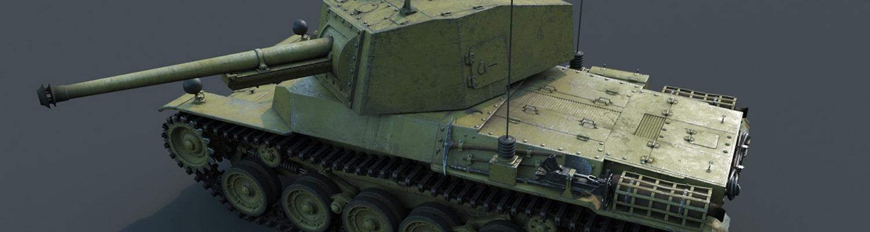 Chi Nu 75cm Type 5 tank bg