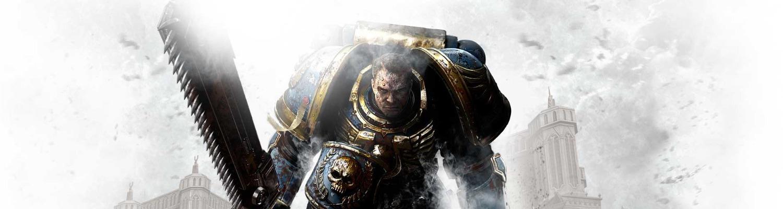 Warhammer 40,000: Space Marine bg