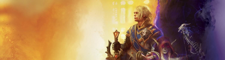 World of Warcraft 60 EU bg