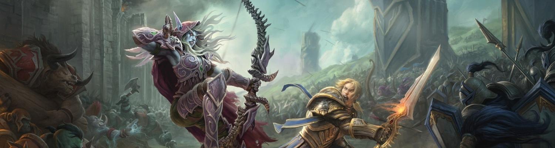 World of Warcraft: Battle for Azeroth EUROPE bg