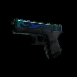 Glock-18 | Bunsen Burner Logo