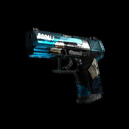 StatTrak™ P2000 | Handgun Logo