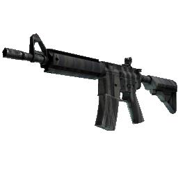 StatTrak™ M4A4 | Faded Zebra Logo