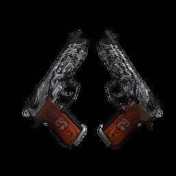 Dual Berettas | Dualing Dragons Logo