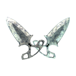 ★ Shadow Daggers | Stained Logo