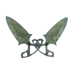 ★ Shadow Daggers | Safari Mesh Logo