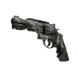 R8 Revolver | Bone Mask Logo