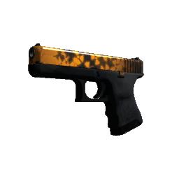 Souvenir Glock-18 | Reactor Logo