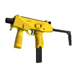 MP9 | Bulldozer Logo