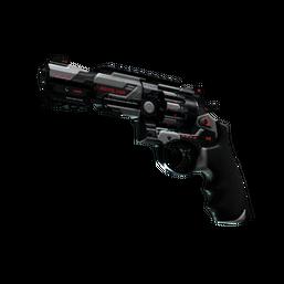 R8 Revolver | Reboot Logo