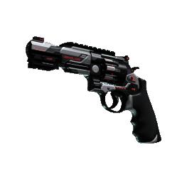 R8 Revolver Logo