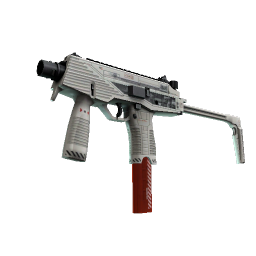 StatTrak™ MP9 | Airlock Logo