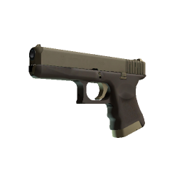 Glock-18 | Sand Dune Logo