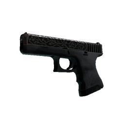 StatTrak™ Glock-18 | Ironwork Logo