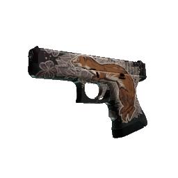 StatTrak™ Glock-18 | Weasel Logo