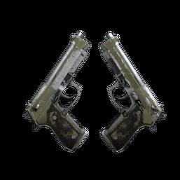 Souvenir Dual Berettas | Colony Logo